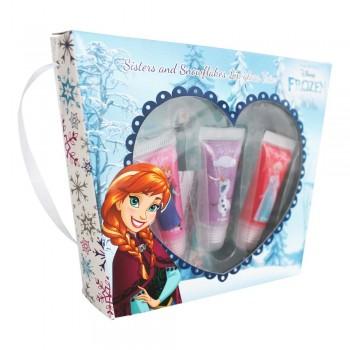 Игровой набор детской декоративной косметики блески для губ серии Frozen Markwins 9606510