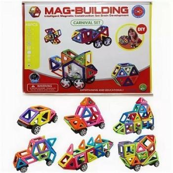 Магнитный конструктор Mag-building 48 дет.