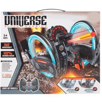 Робот- боевая машина Keye Toys Space Warrior р/у