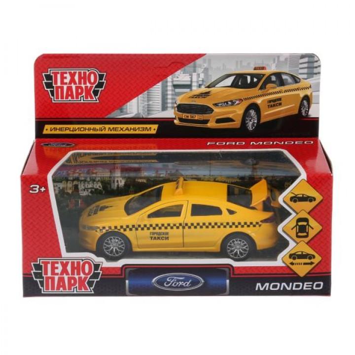 Машина Форд Мондео Такси Технопарк