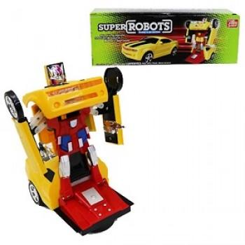 Машина Трансформер Super Robots