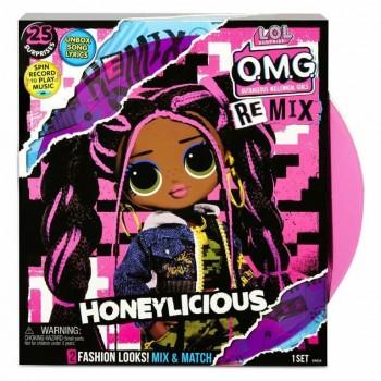 Игрушка L.O.L. OMG Remix - Honeylicious