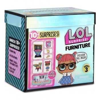 Кукла LOL Surprise Школа