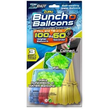 Набор шаров для наполнения водой 100шт BUNCH O BALLOONS