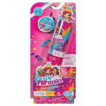 Игровой набор с куклой Party Popteenies Хлопушка с сюрпризом