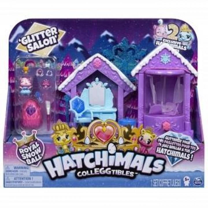Игровой набор Hatchimals Ледяной салон Spin Master 6047221