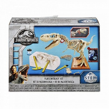 Набор для раскопок Jurassic World Динозавр FTF12