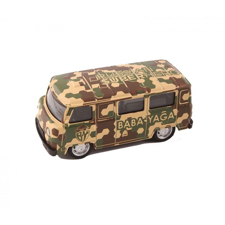 Микроавтобус металл (свет, звук) Игроленд