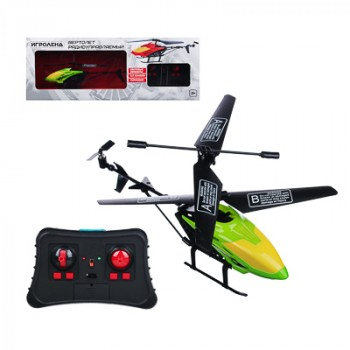 Вертолет радиоуправляемый Игроленд