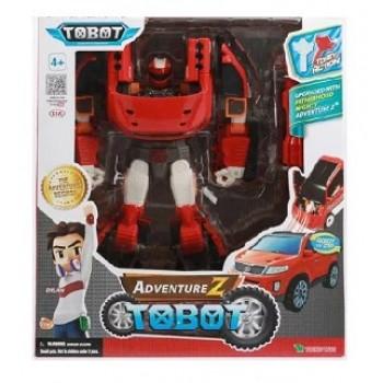 Трансформер Тобот Приключения Z Young Toys 301019