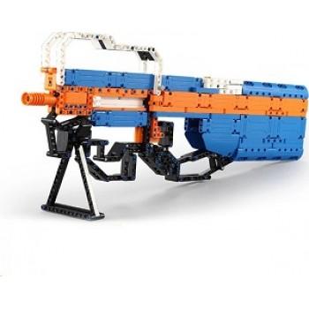 Конструктор CaDa Technics пистолет-пулемет P90, 581 дет. C81003W