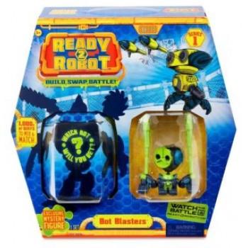 Игрушка Ready2Robot Капсула и минибот, 4 в асс. MGA 553939