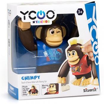 Интерактивный робот обезьяна Чимпи 2009 Silverlit