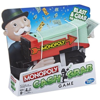 Настолльная игра Монополия Hasbro Деньги на воздух
