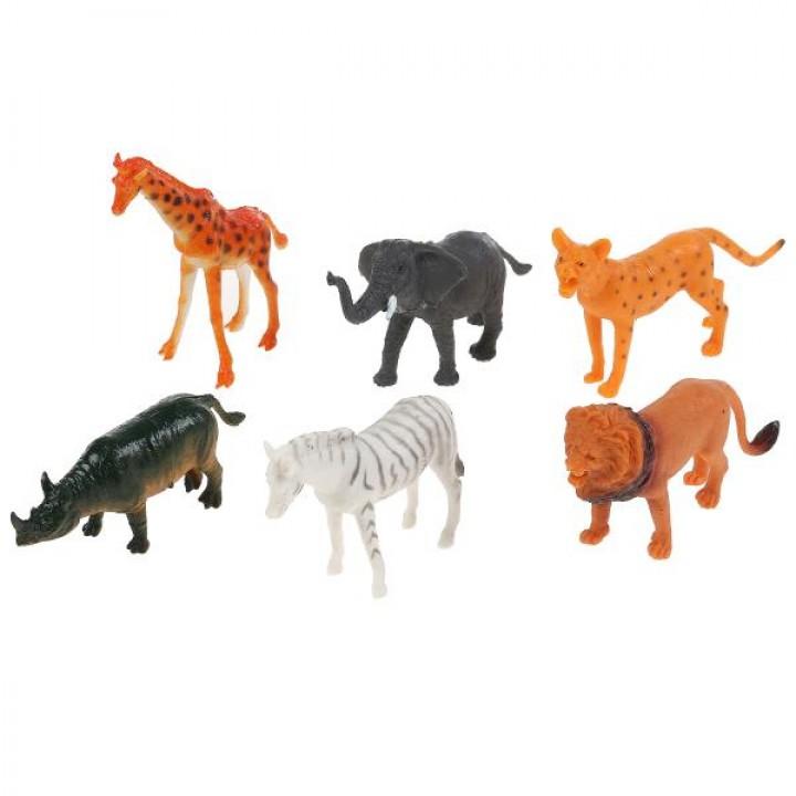 Набор фигурок Дикие животные Играем Вместе