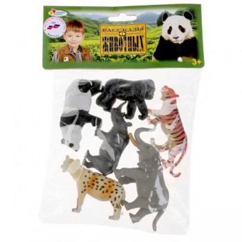 Набор фигурок животных Азии 6 шт. Играем Вместе