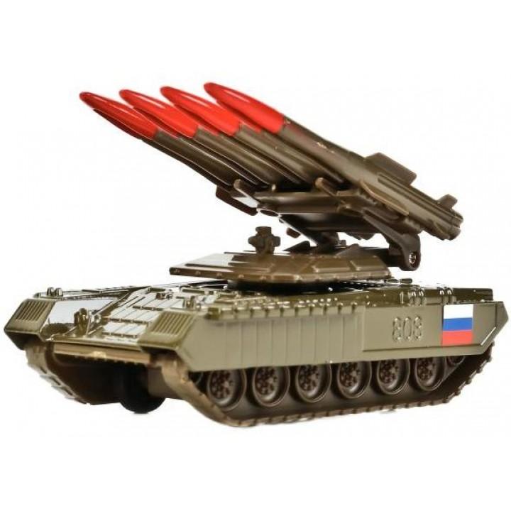 Машина Ракетно-зенитный комплекс Технопарк