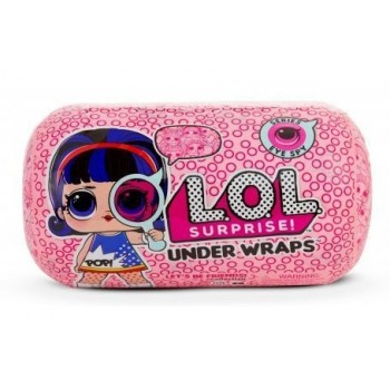Игрушка LOL Surprise Under Wraps Series 1 в капсуле ориг.