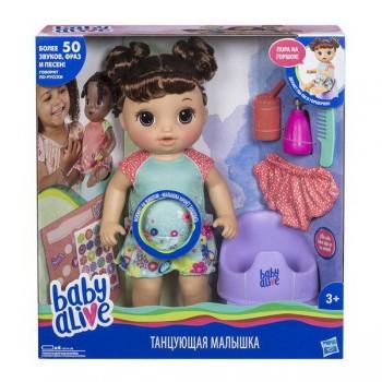 Интерактивная кукла BABY ALIVE Танцующая Малышка Hasbro