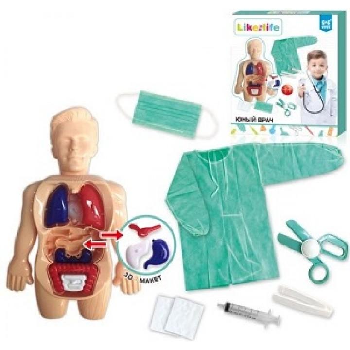 Набор Доктор (7 предметов) в коробке
