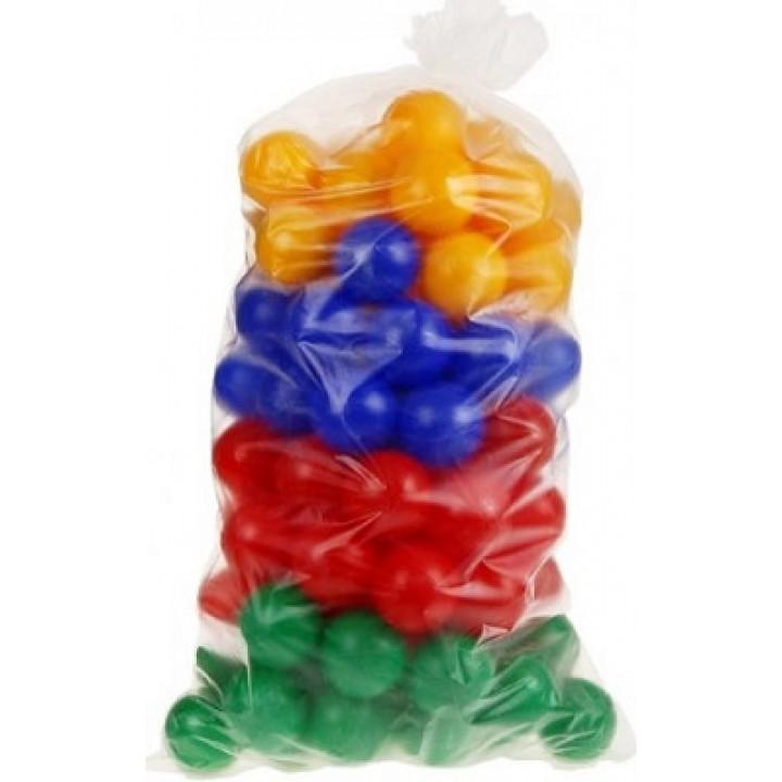 Набор шариков для сухого бассейна 100 штук Юг-Пласт