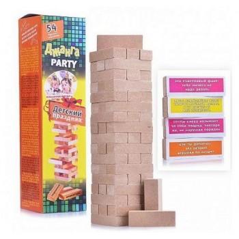 Настольная игра Джанга-Party Детский праздник