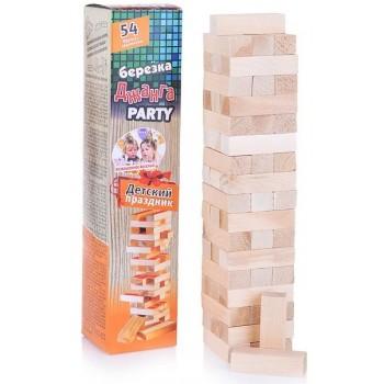 Настольная игра Джанга-Party Детский праздник березка