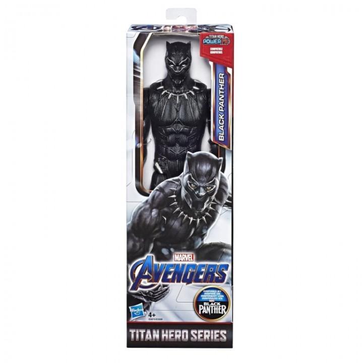 Супергерой Черная пантера Titan Hero 30 см Hasbro