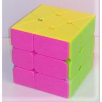 Головоломка Кубик геометрические фигуры