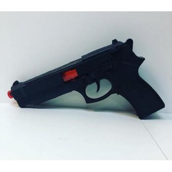 Пистолет в пакете