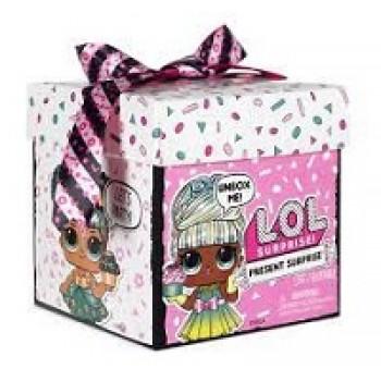 Кукла LOL Surprise Подарочный Сюрприз с 8 сюрпризами