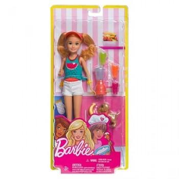 """Кукла Барби """"Сестры и щенки"""", рыжая, 23 см"""
