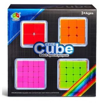 Кубик  набор 4в1 Series Cube