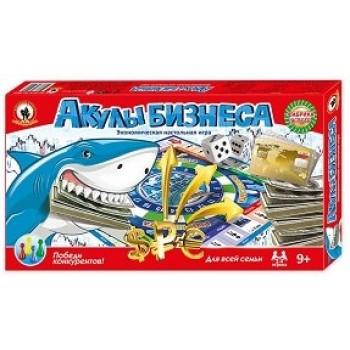 Игра настольная Акулы бизнеса Фабрика успеха