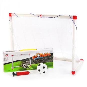 Набор Футбол (ворота, мяч, насос)