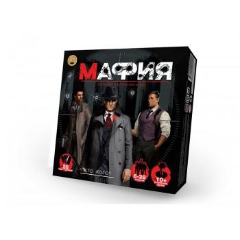 Игра настольная Мафия ТМ Лапландия