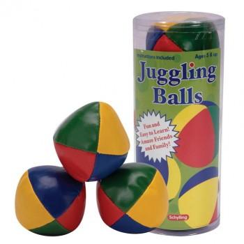 Мячи для жанглирования 3 шт.Schylling