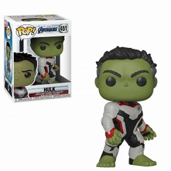 Фигурка POP! Bobble: Marvel: Avengers Endgame: Hulk