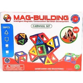 Магнитный конструктор Mag-Building 28 дет.