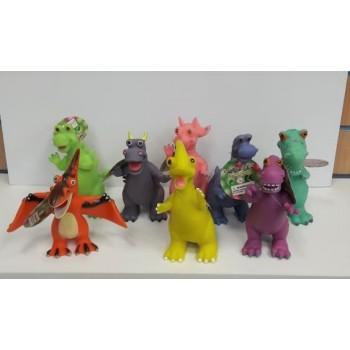 Игрушка динозавр BonBon Color звук 2805