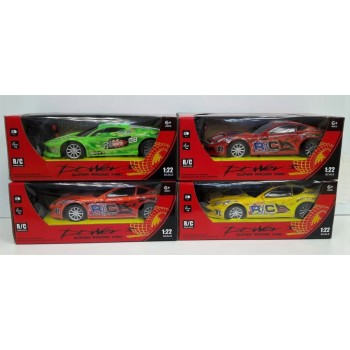 Машина Powers Super Racing