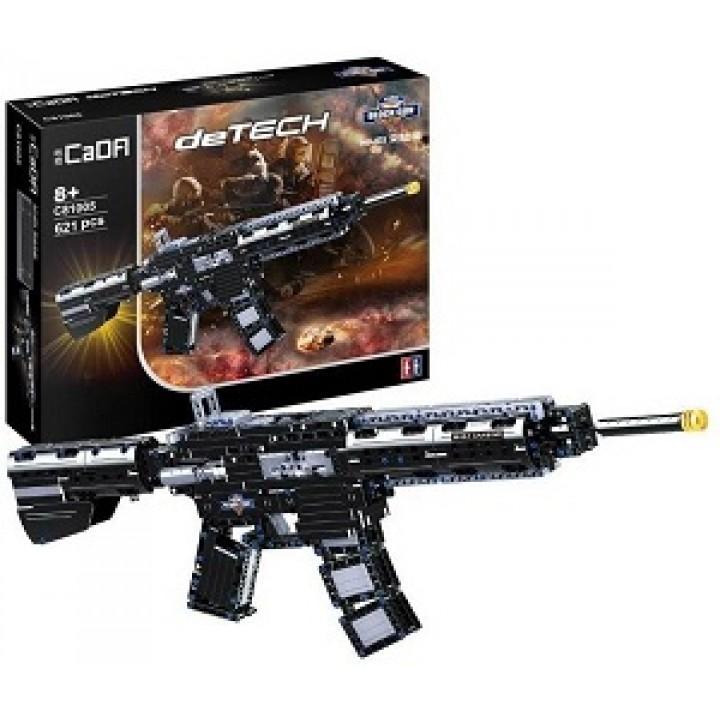 Конструктор CaDa Штурмовая винтовка M4A1 621 дет. C81005W