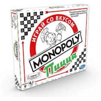 Настольная игра Монополия Пицца