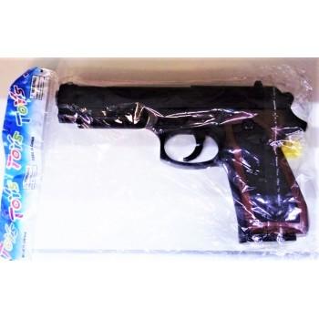Пистолет с пульками Toys