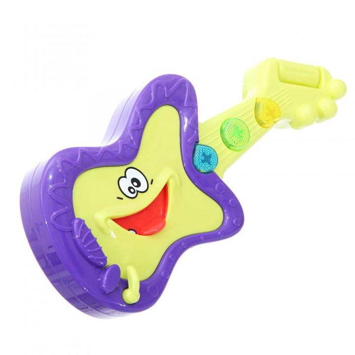 Музыкальная игрушка Поющий оркестр гитара 1Toy