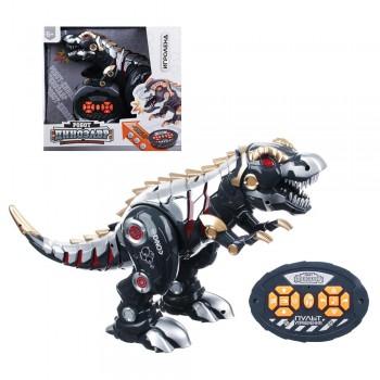 Робот Динозавр на р/у (свет, звук, движение)