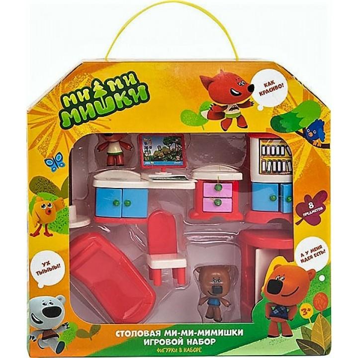 Игровой набор МимиМишки Кеша и Лисичка ВВРS035BF
