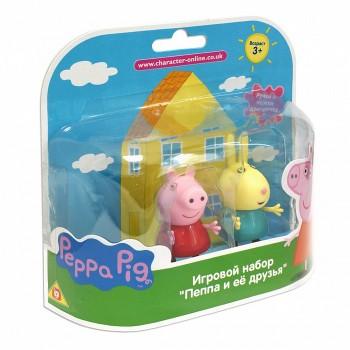 Игровой набор Пеппа и Ребекка, 28815