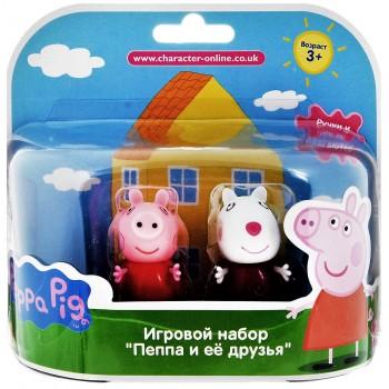 Игровой набор Пеппа и Сьюзи, 28816