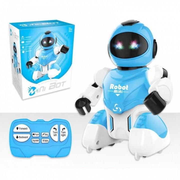 Робот р/у Mini Bot (свет, звук)